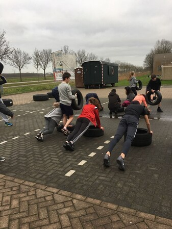 Bootcamp in kader SOLO-project
